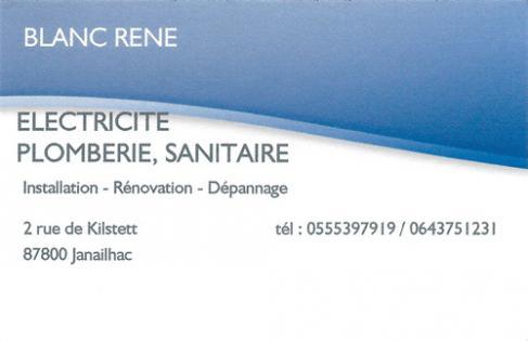 Rene blanc